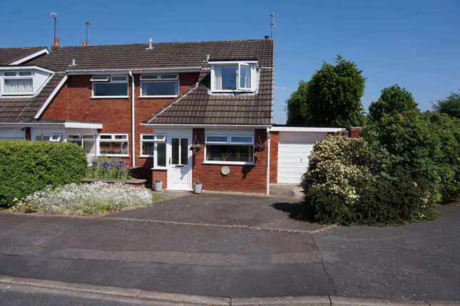 Thumbnail Semi-detached house for sale in Mellowdew Road, Wordsley