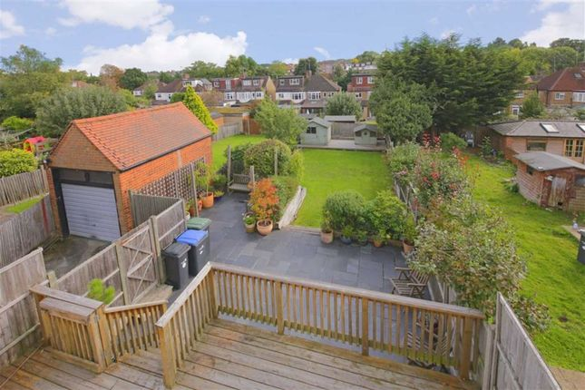 Thumbnail Semi-detached house for sale in Holly Hill, Winchmore Hill, London