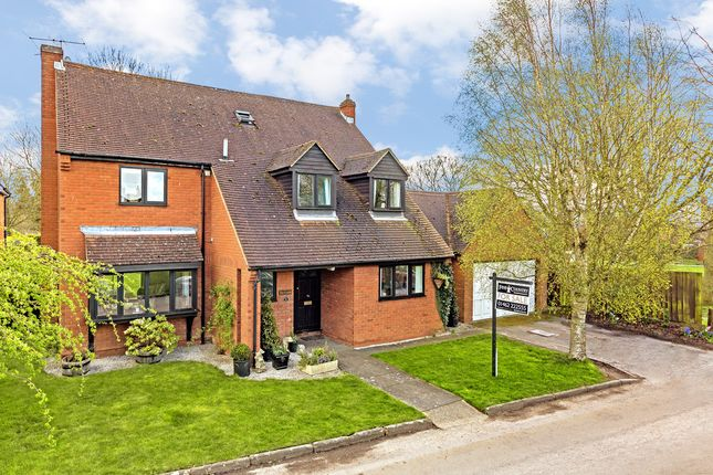 Thumbnail Detached house for sale in Great Green, Pirton, Hitchin