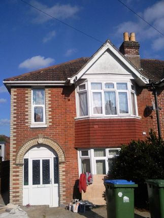 Thumbnail Detached house to rent in Sirdar Road, Highfield, Southampton