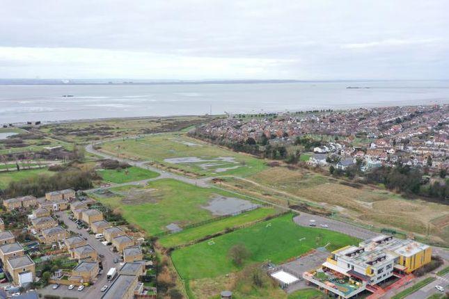 Thumbnail Land for sale in Garrison Gardens, The Garrison, Shoeburyness