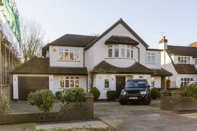 Thumbnail Detached house for sale in The Avenue, Hatch End