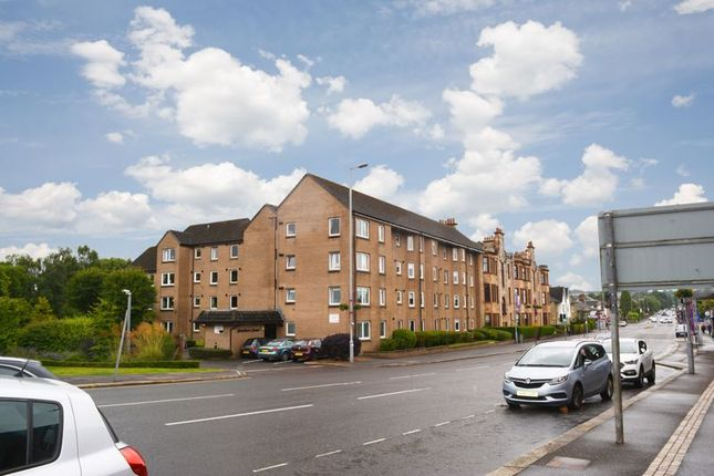 Thumbnail Flat for sale in Homeburn House, Glasgow