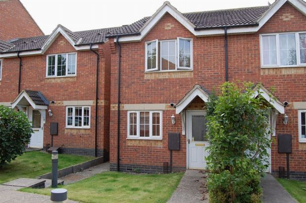 Thumbnail Semi-detached house to rent in Timken Way, Timken, Northants