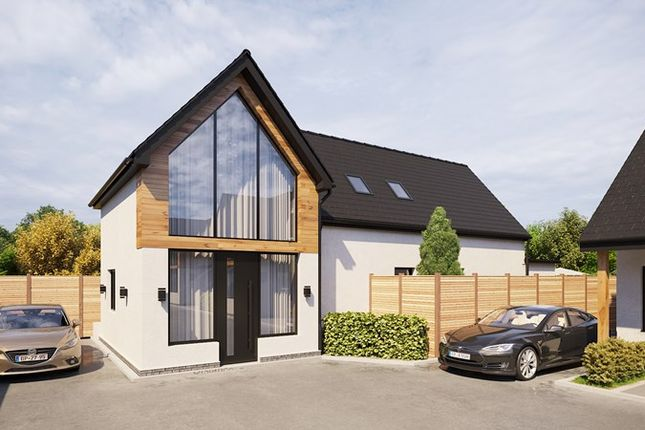 Thumbnail Detached house for sale in Red Lion Court, Great Wakering