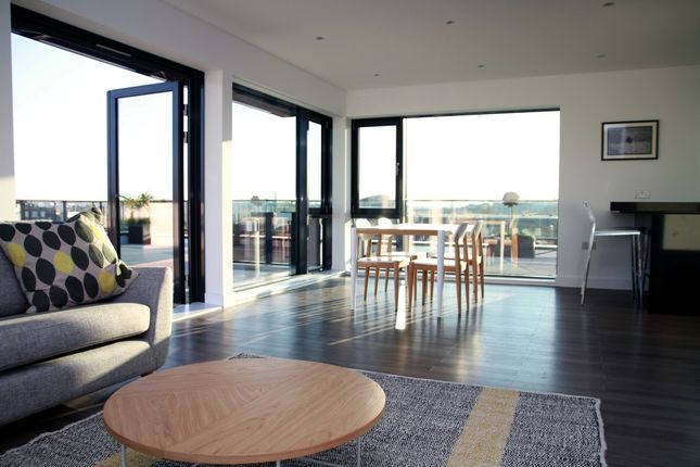 Thumbnail Flat to rent in Spa Road, London