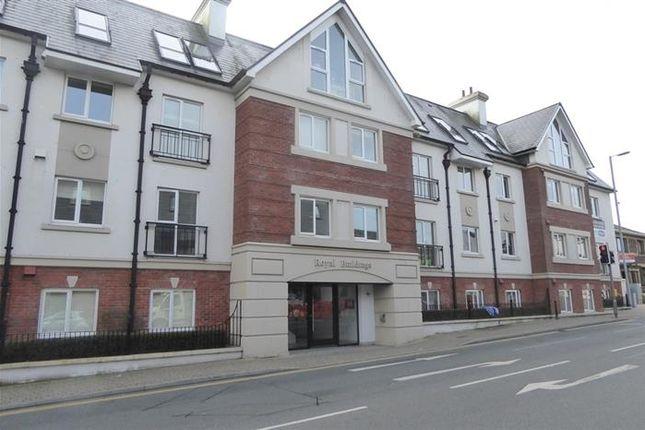 Thumbnail Flat to rent in Royal Buildings, Main Road, Onchan