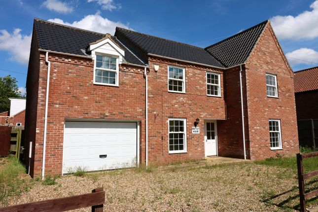 Thumbnail Detached house for sale in Fakenham Road, Beetley