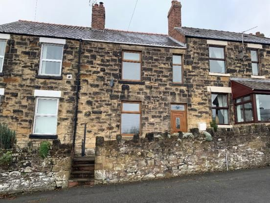 Thumbnail Terraced house to rent in Mold Road, Summerhill