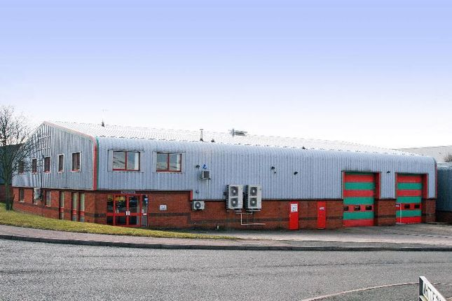 Thumbnail Light industrial for sale in 1 Whittle Close, Drayton Fields Industrial Estate, Daventry, Northamptonshire
