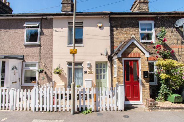 Thumbnail Terraced house for sale in Alfred Road, Brentwood