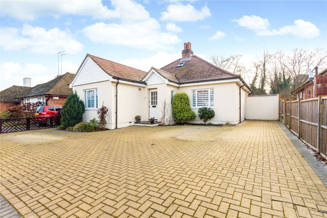 Thumbnail Detached bungalow for sale in Cricketfield Road, Horsham, West Sussex