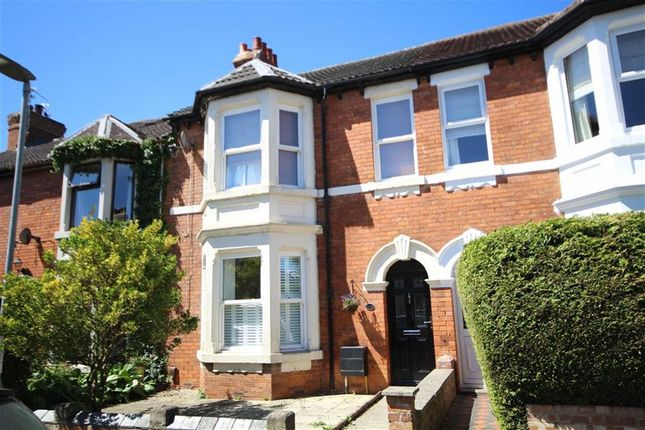 Thumbnail Terraced house for sale in Goddard Avenue, Old Town, Swindon