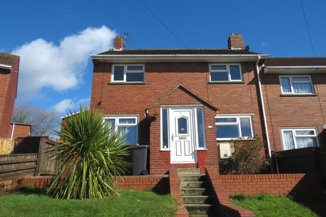 Thumbnail Property to rent in Margaret Road, Exeter