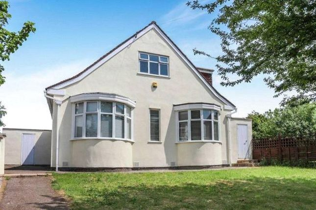 4 bed detached bungalow for sale in Upperton Rise, Leicester