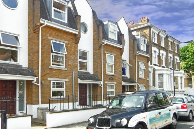 Thumbnail Property to rent in Portland Villas, Benbow Road, London