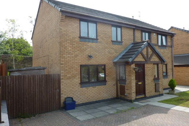 Thumbnail Semi-detached house to rent in Printers Fold, Burnley