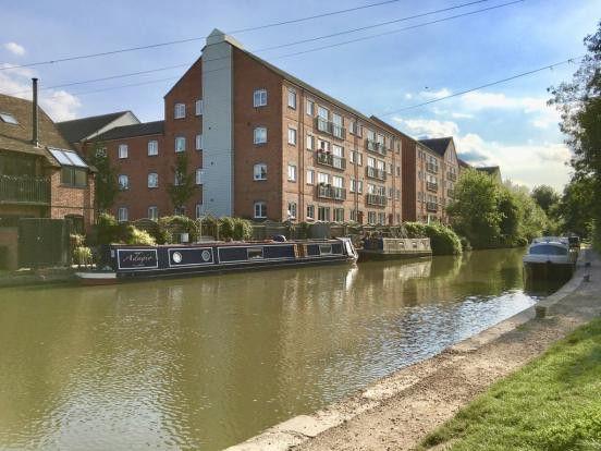Thumbnail Flat to rent in 67, Chandley Wharf, Warwick, Warwickshire