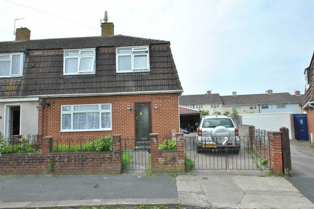 3 bed end terrace house for sale in Fulford Walk, Hartcliffe, Bristol