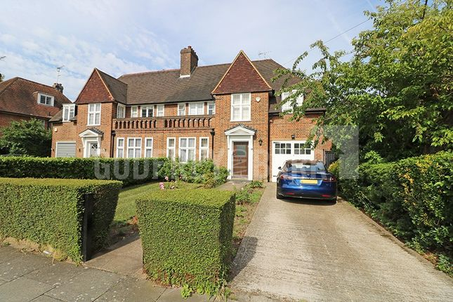 Thumbnail Semi-detached house to rent in Kingsley Way, London