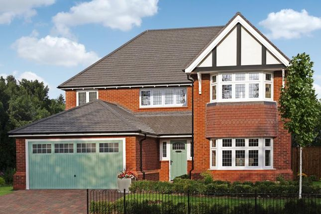 Thumbnail Detached house for sale in Vanguard Close, Higher Bartle