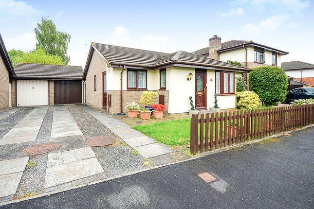 Thumbnail Detached bungalow for sale in Shapley Way, Liverton, Newton Abbot