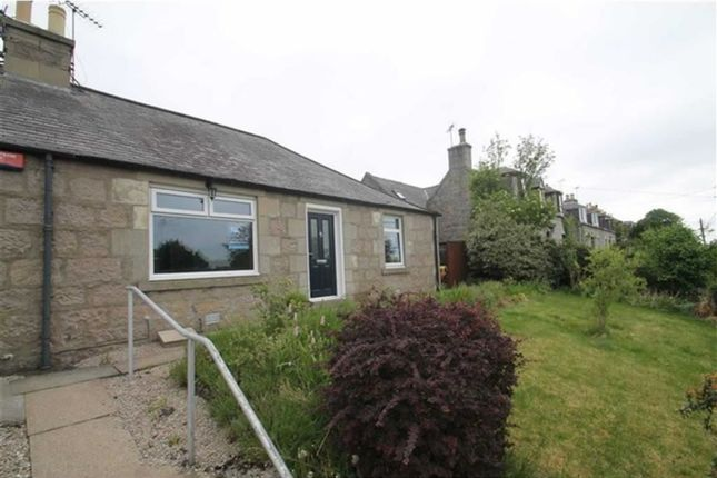 Thumbnail Semi-detached bungalow for sale in Paradise Road, Kemnay, Inverurie