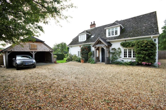 Thumbnail Detached house for sale in New Forest, South Gorley, Fordingbridge