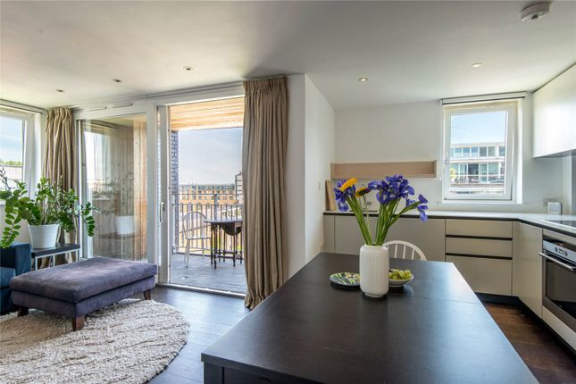 Thumbnail Flat for sale in Wenlock Building, 56 Wharf Road