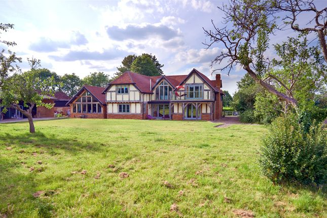 Thumbnail Detached house for sale in West Horsley, Nr Guildford, Surrey