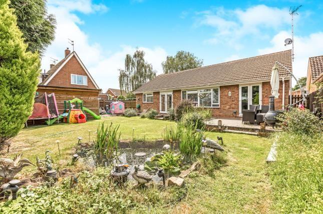 Thumbnail Bungalow for sale in Millbank, Warwick, Warwickshire, .