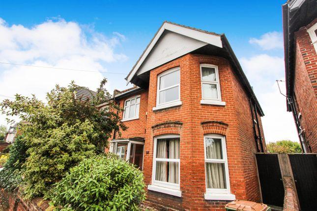 Thumbnail Semi-detached house for sale in Bridlington Avenue, Upper Shirley, Southampton