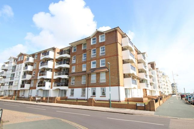Thumbnail Flat to rent in The Esplanade, Bognor Regis