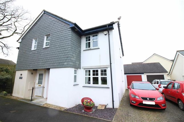 Thumbnail Semi-detached house for sale in Fountain Fields, High Bickington, Umberleigh