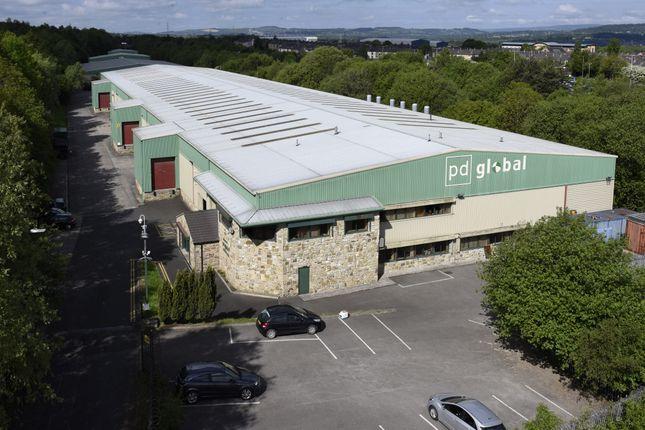 Thumbnail Warehouse to let in Unit 1 Chestnut Business Park, Smallshaw Lane, Burnley