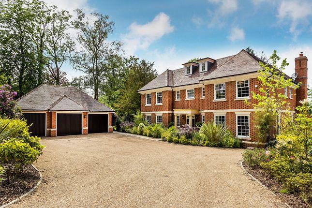 Thumbnail Detached house for sale in Swissland Hill, Dormans Park, East Grinstead