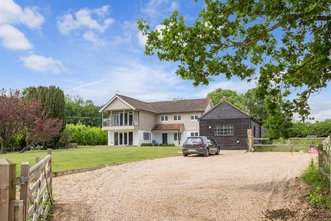 Thumbnail Detached house for sale in Fryland Lane, Wineham, Henfield