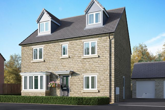 "Thumbnail Detached house for sale in ""The Fletcher"" at Ripon Road, Killinghall, Harrogate"