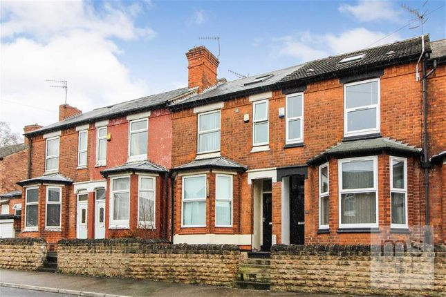 Thumbnail Terraced house to rent in Cottesmore Road, Lenton, Nottingham