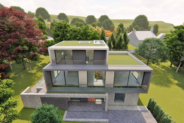 Thumbnail Detached house for sale in Treloyhan Manor, St. Ives, Cornwall