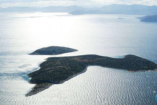 Thumbnail Land for sale in Saronic Gulf, Agkistri, Saronic Islands, Attica, Greece