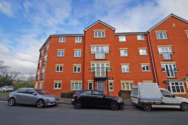 Thumbnail Flat for sale in Gloucester Close, Redditch