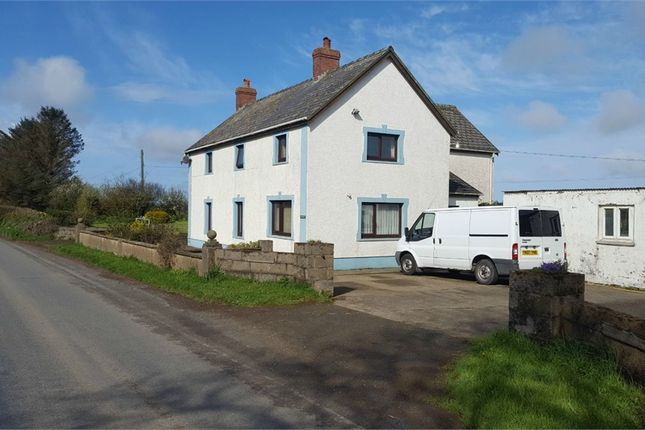 Thumbnail Detached house for sale in Filltir Aur, Glanrhyd, Cardigan, Pembrokeshire