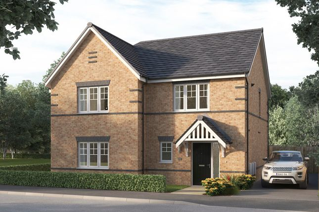 Thumbnail Property for sale in Leger Way, Intake, Doncaster