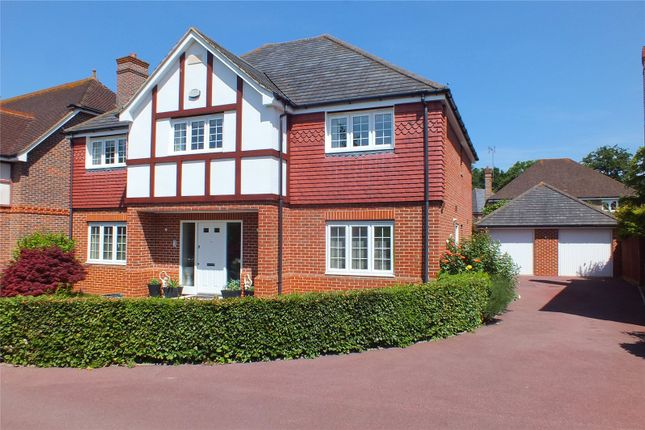 Thumbnail Detached house for sale in Winta Drive, Fleet