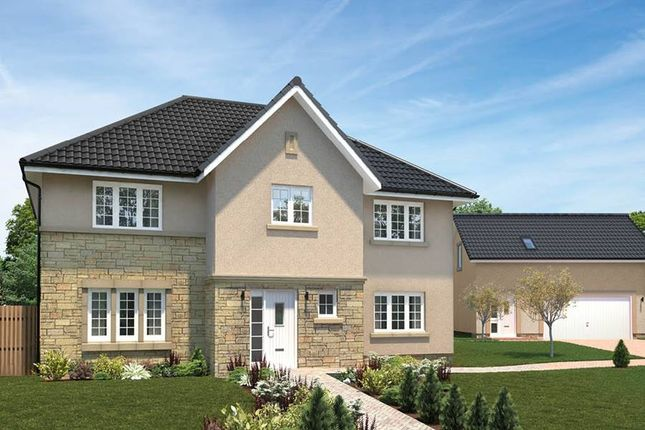"Thumbnail Detached house for sale in ""The Elliot"" at Lethame Road, Strathaven"