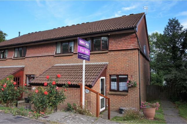 2 bed end terrace house for sale in Warren Drive, Lewes