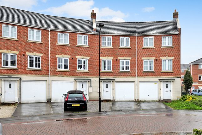 Thumbnail Terraced house for sale in Jenkinson Grove, Doncaster