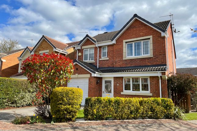 4 bed detached house for sale in Pickard Crescent, Sheffield S13