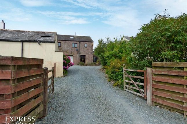 Thumbnail Detached house for sale in Whinrigg Drive, Whitehaven, Cumbria